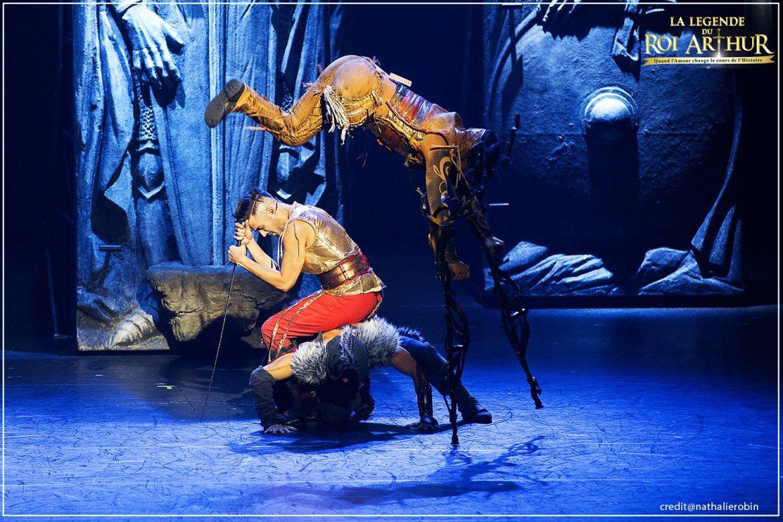 la legende du roi arthur danseur