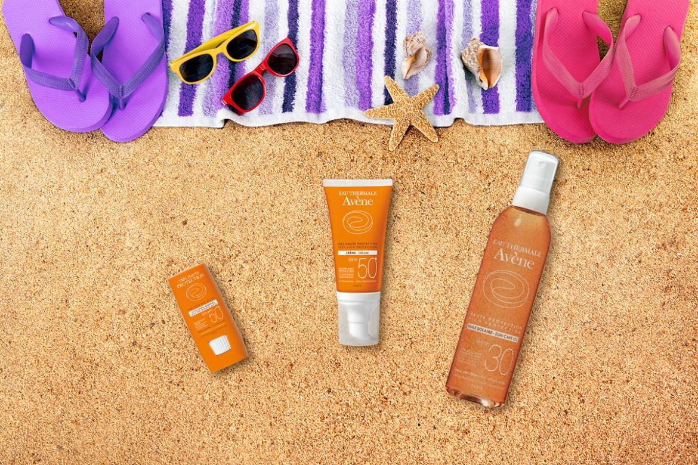 Skin protect, Ocean Respect, la démarche éco responsable d'Avène   avene solaire1