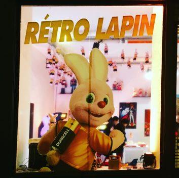 Rétro Lapin, Duracell me ramène en enfance   IMG 2527 353x352