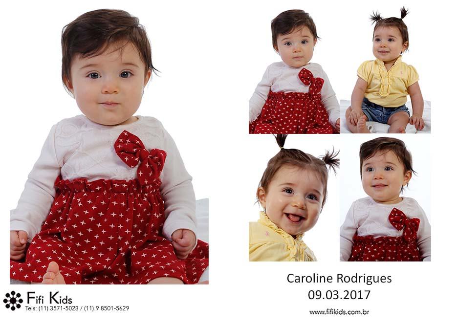 Caroline Rodrigues Fifi Kids Agência de modelos e atores mirins