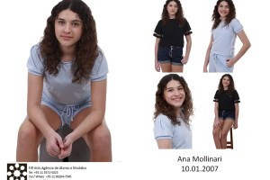 Ana Clara Mollinari 01.01.2007