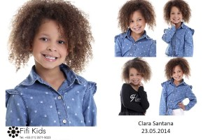 Clara Santana 23.05.2014