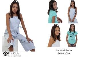 Isadora Ribeiro 26.03.2009