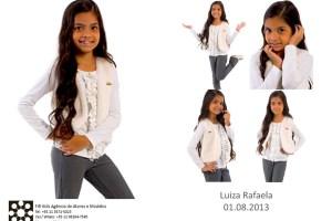 Luiza Rafaela 01.08.2013