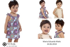 Maria Eduarda Matis 24.06.2018
