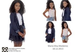 Maria Elisa Medeiros 18.12.2013