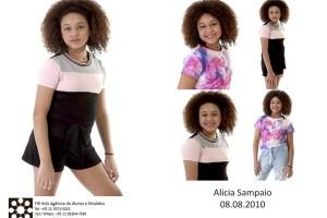 Alicia Sampaio 08.08.2010