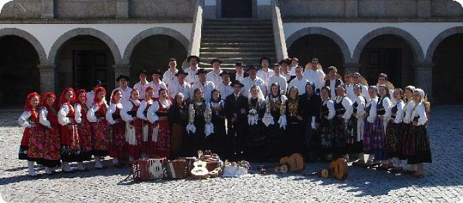 Groupe folklorique de danses et de chants de Alvaraes