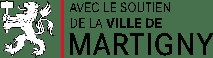 avec le soutien ville de Martigny