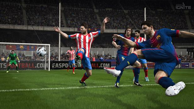 Fifa Graphics