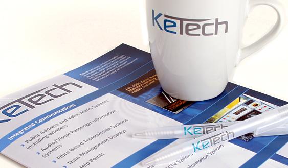 Ketech Promotional Goods by fifteen design