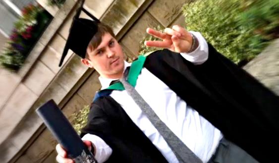 Little Neal graduating