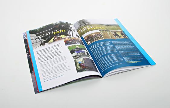 yearbook design inside