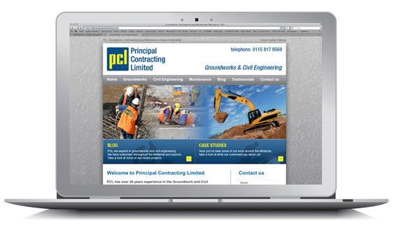 PCL web design