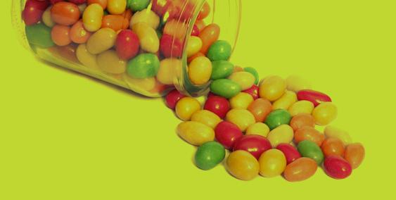 secret spill the beans