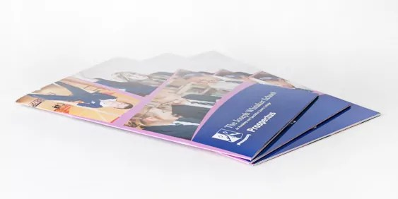 schools prospectus design and branding