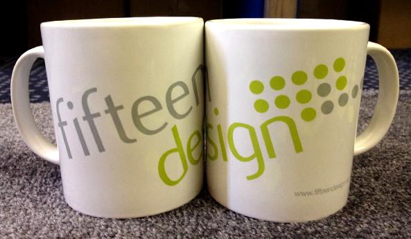 brand corporate mugs