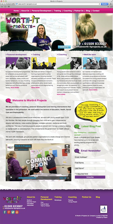 worth it cms website design