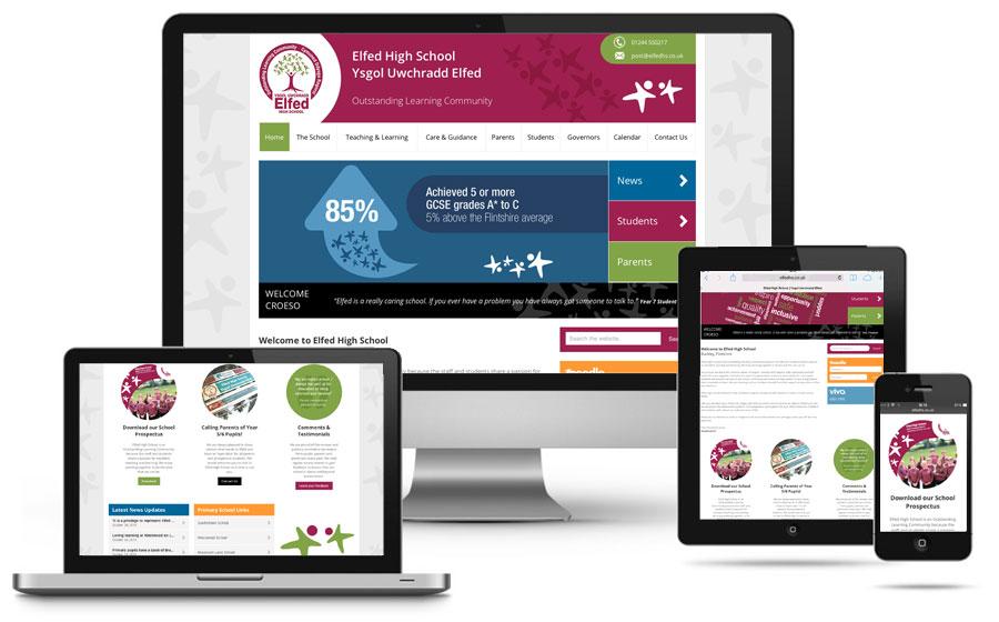 elfed-high-school-responsive-web-design