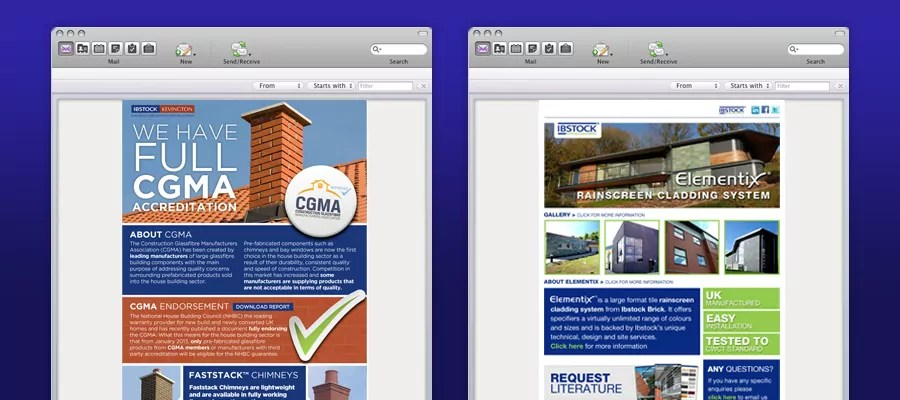 ibstock-brick-email-marketing-campaign