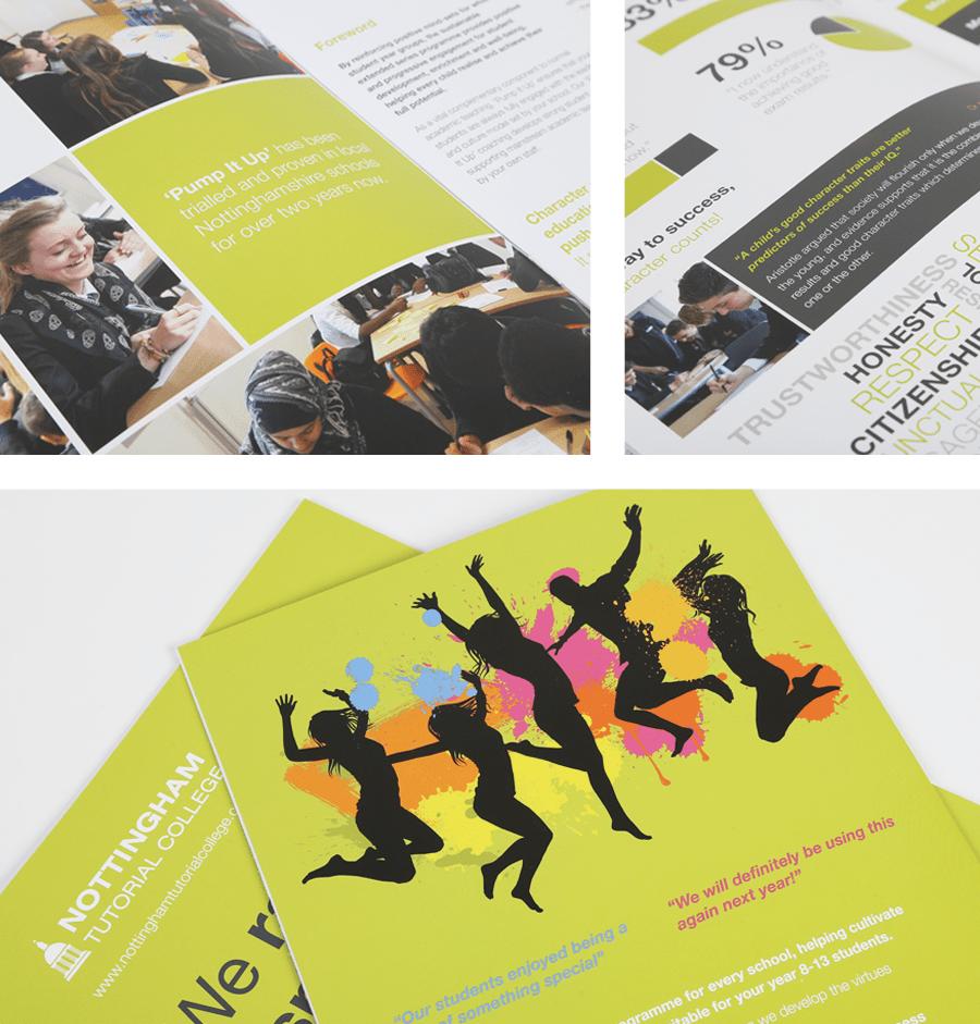 graphic-design-agency-for-nottingham-tutorial-college-prospectus-design