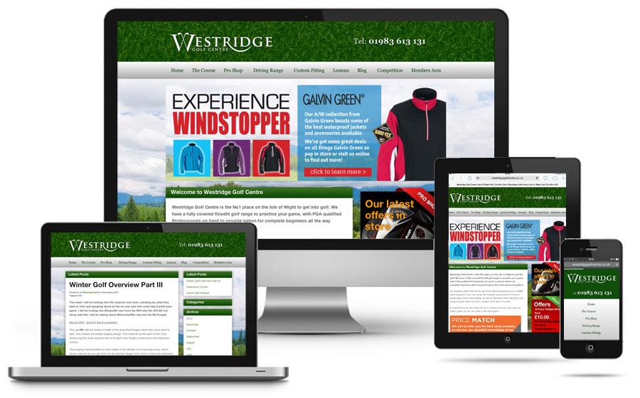 westridge-golf-responsive-website-design
