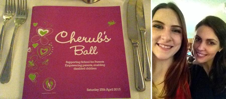 cherub's ball