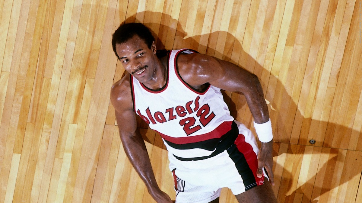 Clyde Drexler Glide Time Fifteen Minutes With