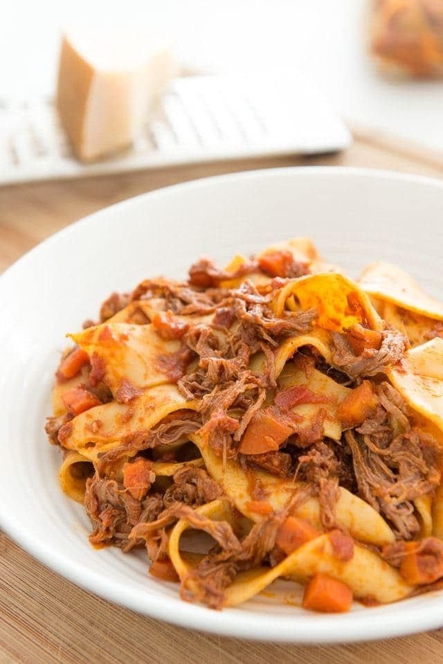 This Is My Absolute Favorite Easy Slow Cooker Shredded Beef Recipe Ragu