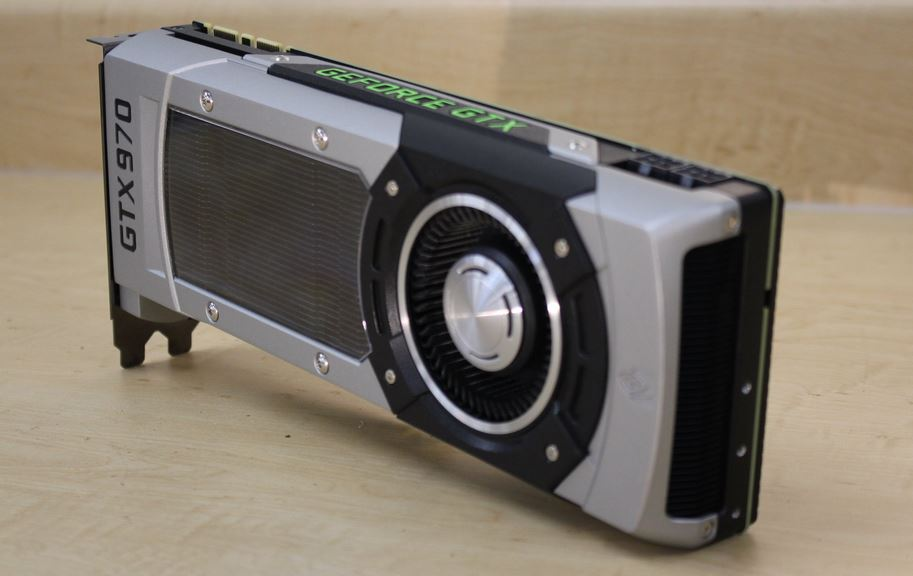 NVidia GTX970 Graphics Card