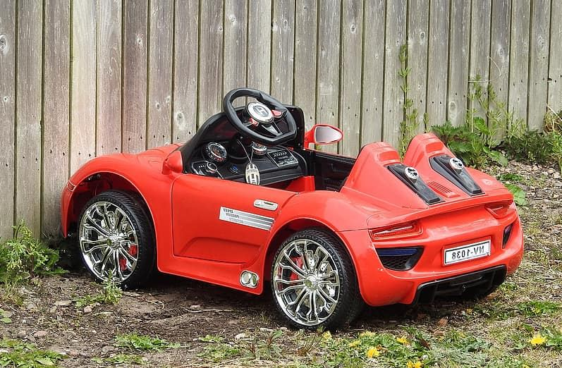 remote control ride on cars for 1 year old