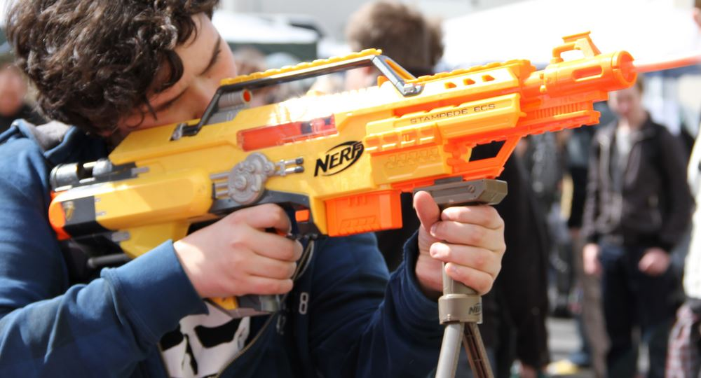 nerf guns under $40