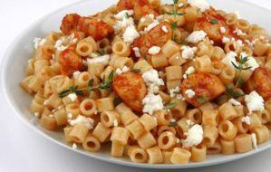 Read more about the article Κοφτό μακαρονάκι με κοτόπουλο και τριμμένη φέτα