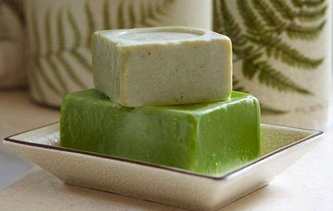 Οι μαγικές ιδιότητες του πράσινου σαπουνιού