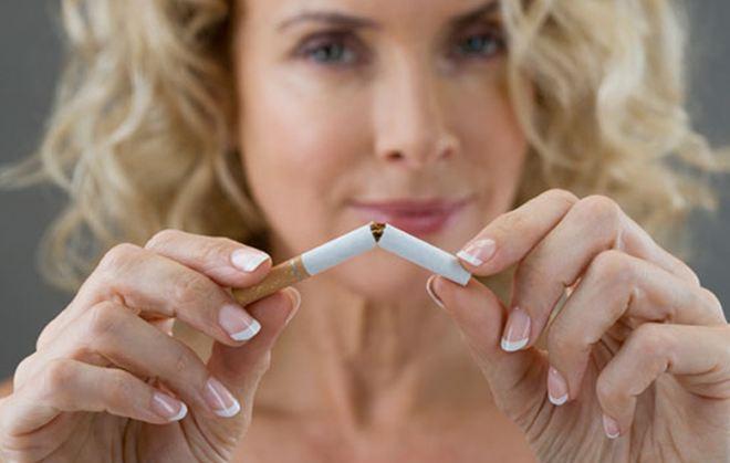 Εάν θέλετε να αδυνατίσετε τότε… κόψτε το κάπνισμα