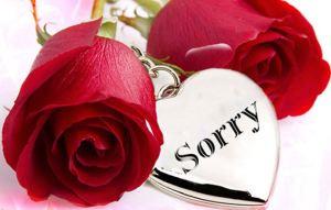 Οι άνδρες νευριάζουν όταν τους λες «συγγνώμη»