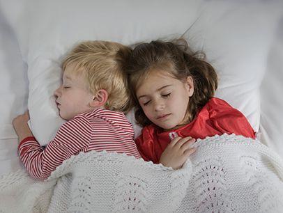 Πόσο πρέπει να κοιμούνται παιδιά και έφηβοι