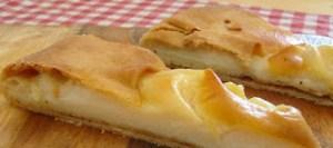 Read more about the article Γαλατόπιτα με φύλλο κρούστας