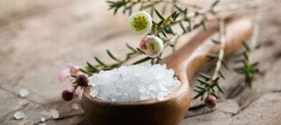 Πώς μπορεί το αλάτι να μας κάνει πιο όμορφες
