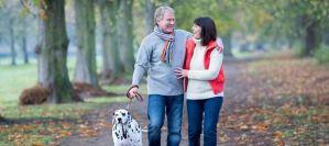 Μόνο δύο ώρες περπάτημα την εβδομάδα αρκούν για να μειωθεί ο κίνδυνος πρόωρου θανάτου