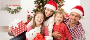 Πώς θα περάσετε ποιοτικό χρόνο με τα παιδιά στις γιορτές