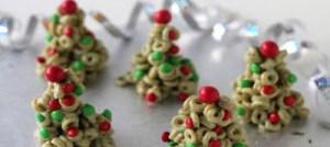 Τα Cheerios έγιναν χριστουγεννιάτικα παιδικά δέντρα: Πώς να τα φτιάξετε