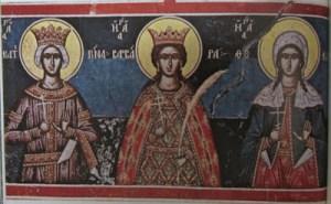 Η Αγία Μεγαλομάρτυς Βαρβάρα προστάτις των παρθένων, των ψυχορραγούντων, των πυροβολητών