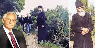 Read more about the article Τι ζήτησε ο άγιος Παΐσιος λίγο πριν φύγει από τη ζωή