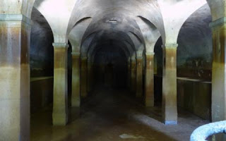 Οι στοές στα υπόγεια της μυστικής Αθήνας
