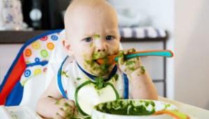 Η πιο υγιεινή κρέμα του μωρού: Σπανάκι και ψητό καρότο!