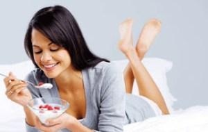 Τα τρία ιδανικά σνακ πριν από τον ύπνο