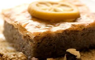 Πίτα με σουσάμι και ταχίνι