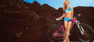 Read more about the article Πιο ελκυστικές οι γυναίκες που κάνουν ποδήλατο!