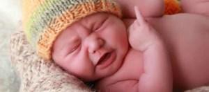 Πώς θα σταματήσει το μωρό μου να κλαίει;